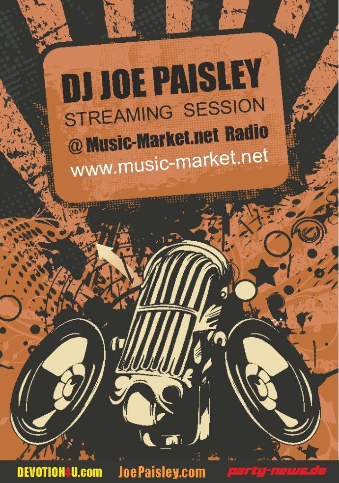 Joe Paisley Radio